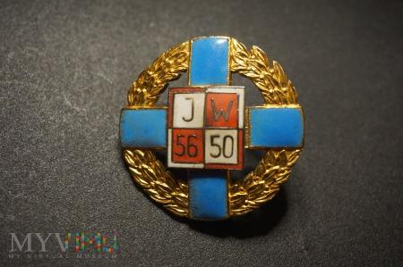 Duże zdjęcie Pamiątkowa odznaka JW 5650