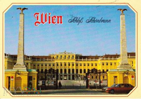 Duże zdjęcie Wien Schloß Schönbrunn – Haupttor