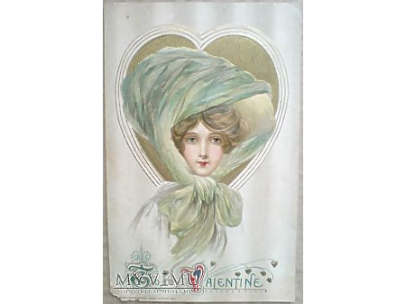 1911 Walentynki Samuel Schmucker WINSCH