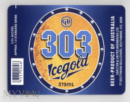 Icegold 303