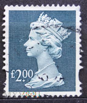 Elżbieta II, GB 1794