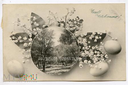 Wesołych Świat Wielkanocnych 1910