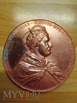 Duże zdjęcie Medal Jan III Sobieski 200 rocznica