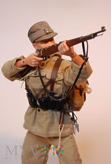 Gefreiter z 1. Gebirgs-Division- Kaukaz 1942.