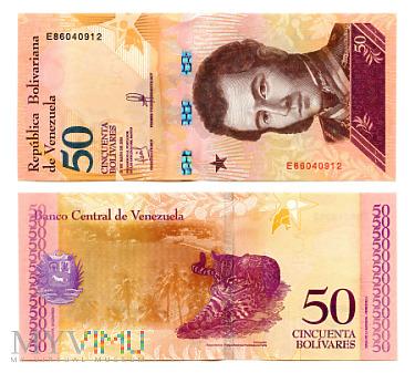 50 Bolívares Soberano 2018 (E 86040912)