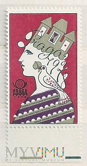 8.8a-Światowa Wystawa Filatelistyczna Praga 1978r