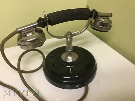 Duże zdjęcie Belgijski telefon domowy