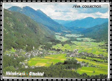POCZTÓWKA WEISSBRIACH - AUSTRIA
