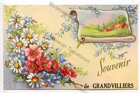 Pamiątka z Grandvilliers - 1959