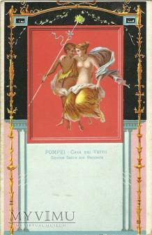 Pompeje - Faun
