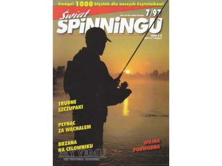 Świat Spinningu 7-12'1997 (7-12)