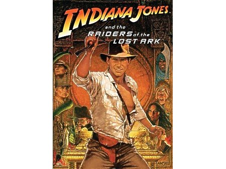 Duże zdjęcie Indiana Jones Poszukiwacze zaginionej Arki
