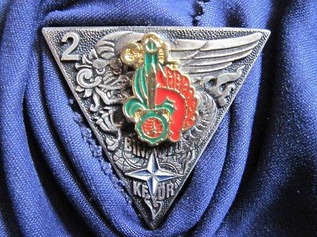 Odznaka CCL BIMOTO 8