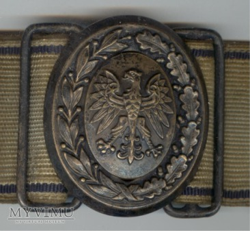 Duże zdjęcie Pas galowy KBW