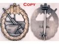 Zobacz kolekcję Artyleria Nadbrzeżna , Coastal Artillery War Badge