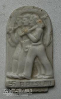Porcelanowa odznaka NSDAP 1934 rok.