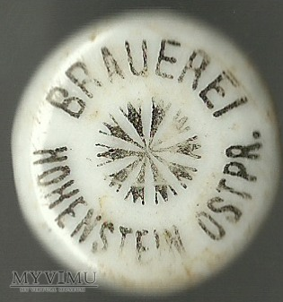 Brauerei Hohenstein - (Olsztynek)