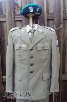Mundur wyjściowy generała brygady