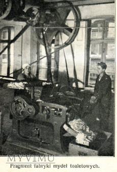 """Gazeta """"Tygodnik Ilustrowany"""" 1921"""