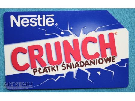 Nestle CRUNCH płatki śniadaniowe