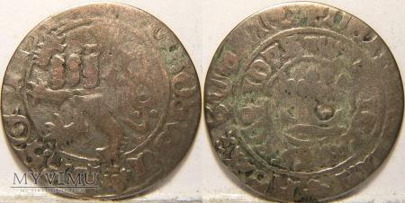 Grosz Praski WLADYSLAW II Jagiellończyk 1471-1516