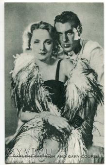 Marlene Dietrich USA Cinemabilia Artvue