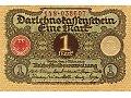 Banknoty Niemieckie