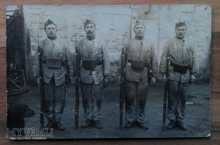 Żołnierze irlandzcy
