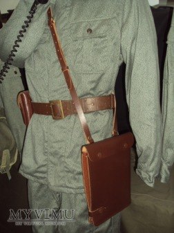 Mapnik brązowy oficerski