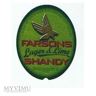 farsons shandy lager & lime