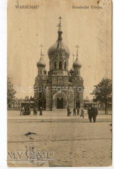 W-wa - Cerkiew św. Michała Archanioła - 1916