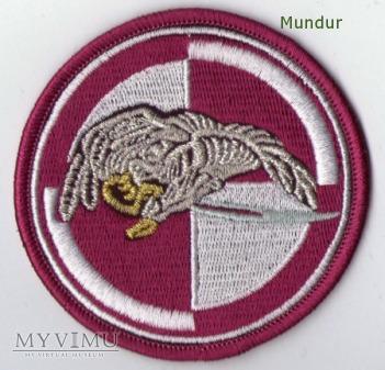 Emblemat 7 Dywizjon Ułanów Lubelskich 25 DKPow.