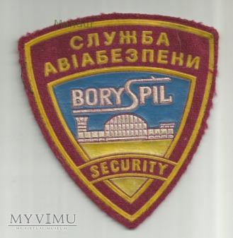 Oznaka: BORYSPIL SECURITY