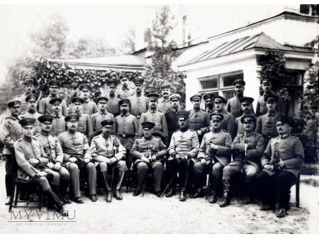 Okupacja niemiecka 1915