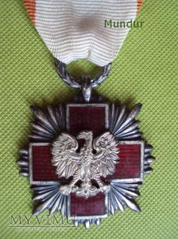 Odznaka honorowa PCK - 3 stopnia PRL