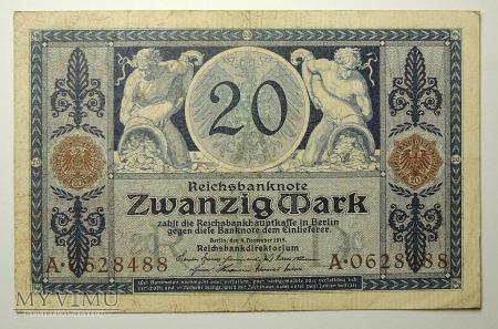 20 Marek 1915