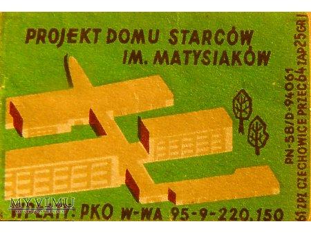 Duże zdjęcie DOM STARCÓW