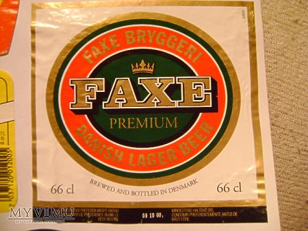 FAXE PREMIUM