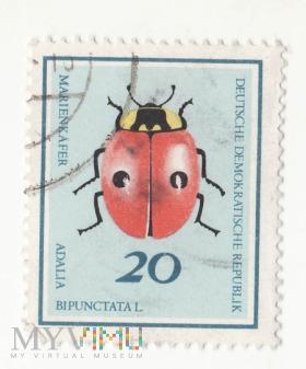 Znaczek pocztowy -Zwierzęta 24