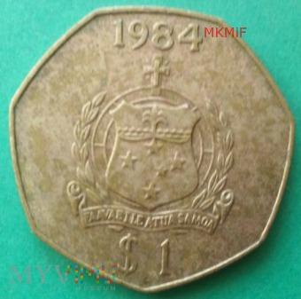 1 Tala Samoa 1984