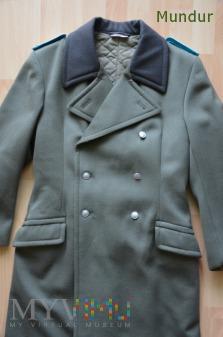 Płaszcz zimowy oficera lotnictwa NRD