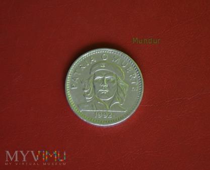 Moneta kubańska: tres pesos