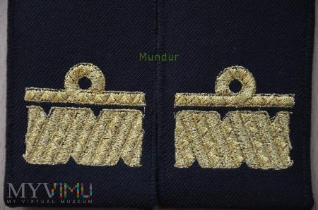 Naramienniki MW - kontradmirał