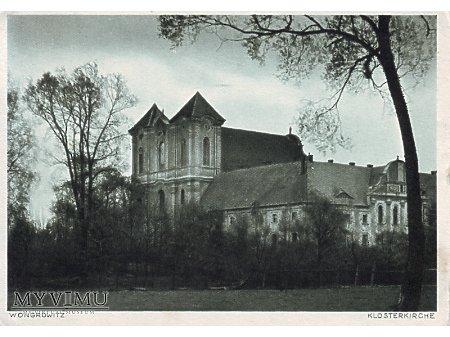 Klasztor Pocysterski w Wągrowcu
