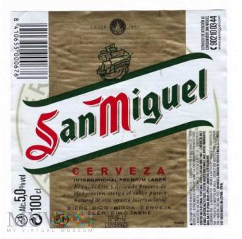 Hiszpania, San Miguel