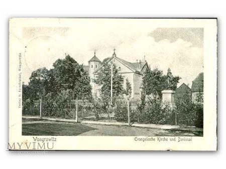 Wągrowiec - Kościół Ewangielicki