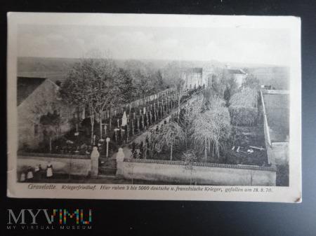 Duże zdjęcie Cmentarz wojskowy