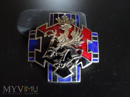Numerowana Odznaka 2 Stargardzki Batalion Saperów