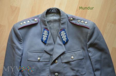 Mundur służbowy/wyjściowy porucznika MO wz.55