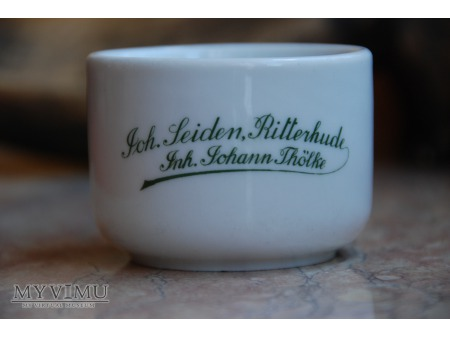 Filiżanka Joh. Seiden, Ritterhude